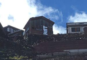 山小屋トモエ