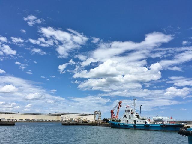 日立港 第5埠頭