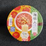 日清麺職人 7/8発売の新商品 ピリ辛トマトと和風しょうゆを食べてみた